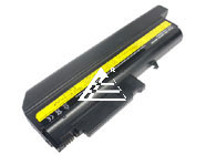 6.6Ah 9-Cell Replacement Laptop Battery for IBM 92P1011 92P1013 ThinkPad T40 T41 T42 T43 R50 R51 R52 (1 year warranty)